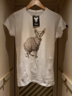 "Camiseta ""Sfhynx vanitas"" mujer"