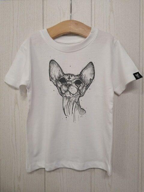 """Camiseta """"Sfhynx Bastet"""" kids"""